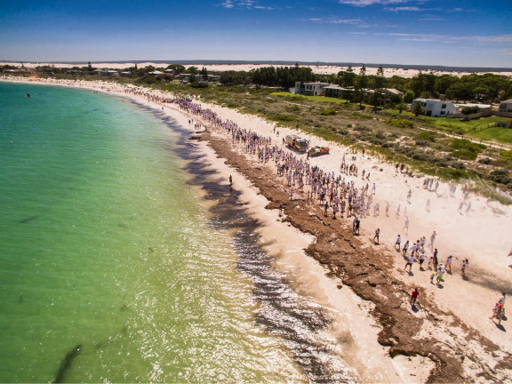 Lancelin Colour Blast back for third consecutive year
