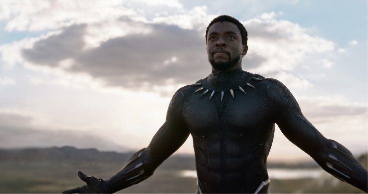 Black Panther can't stop breaking Fandango records