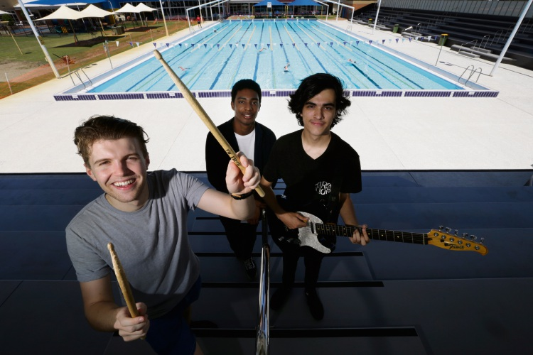 Perth indie band Young Robin to headline Baysie Waves Fest