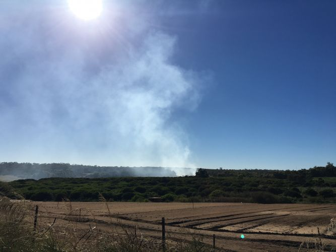 Bushfire advice for Nowergup and Gwelup