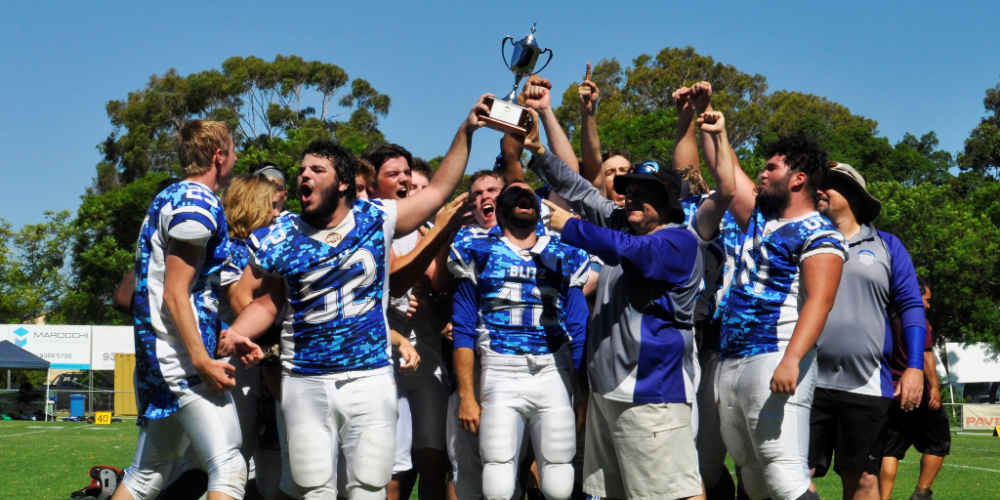 Gridiron: Perth Blitz claims historic double at Westbowl
