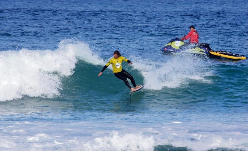 Surfing: Mandurah triumvirate performs strongly at WA Pro Am Series in Margaret River