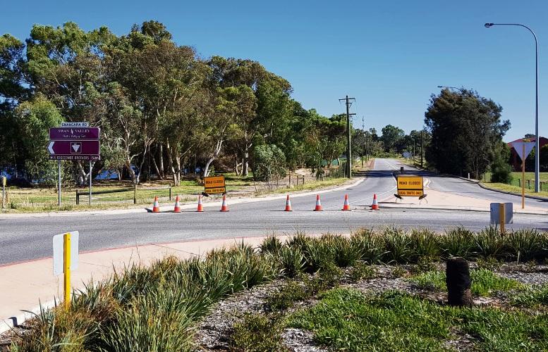 Swan Valley Bridge work starts