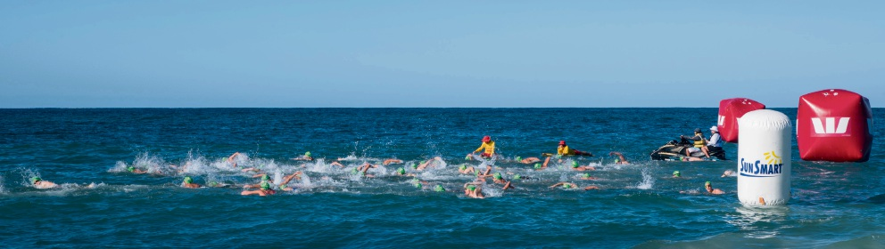 Round nine of the Open Water Swimming series took place in Alkimos.