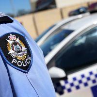 WA Police stock image.