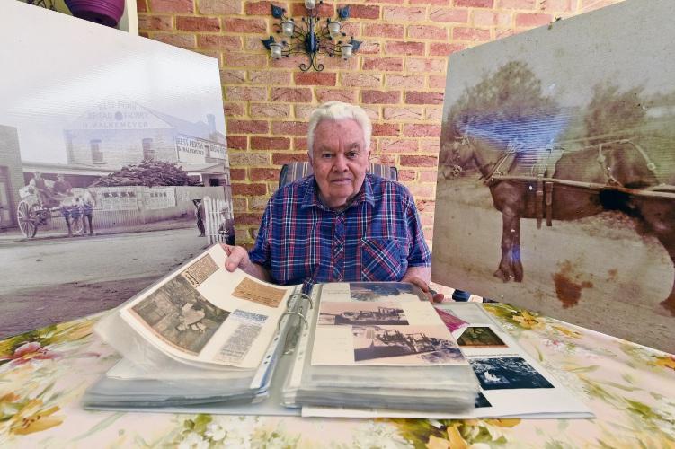 Otto Walkemeyer. Picture: Jon Hewson www.communitypix.com.au d479509