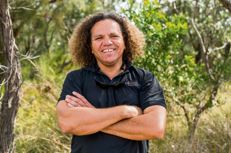 ECU Aboriginal Studies lecturer Dennis Simmons will be delivering an immersive experience at the 2018 Joondalup Festival.