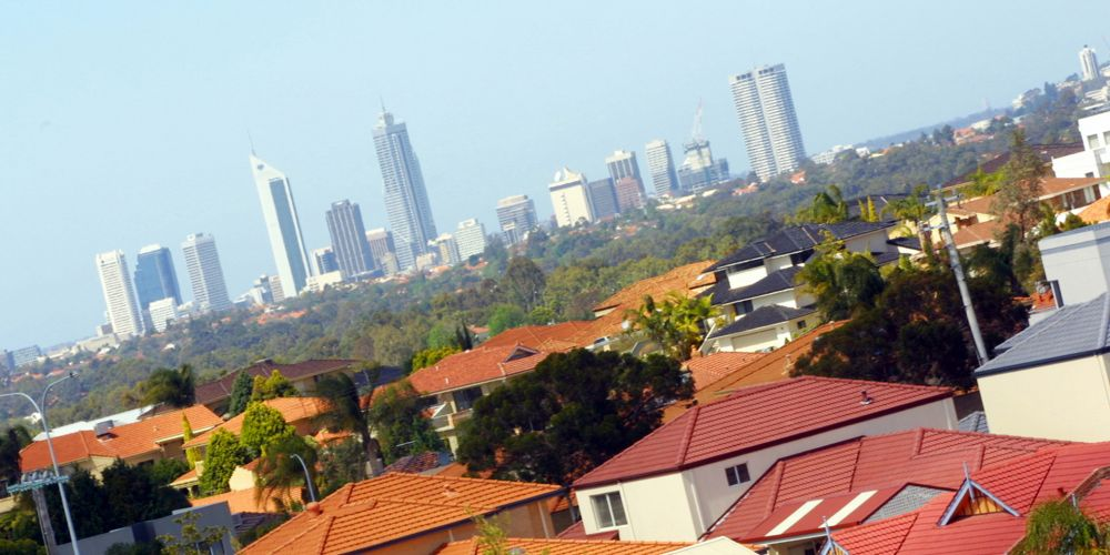 Perth median house price increased in November: REIWA
