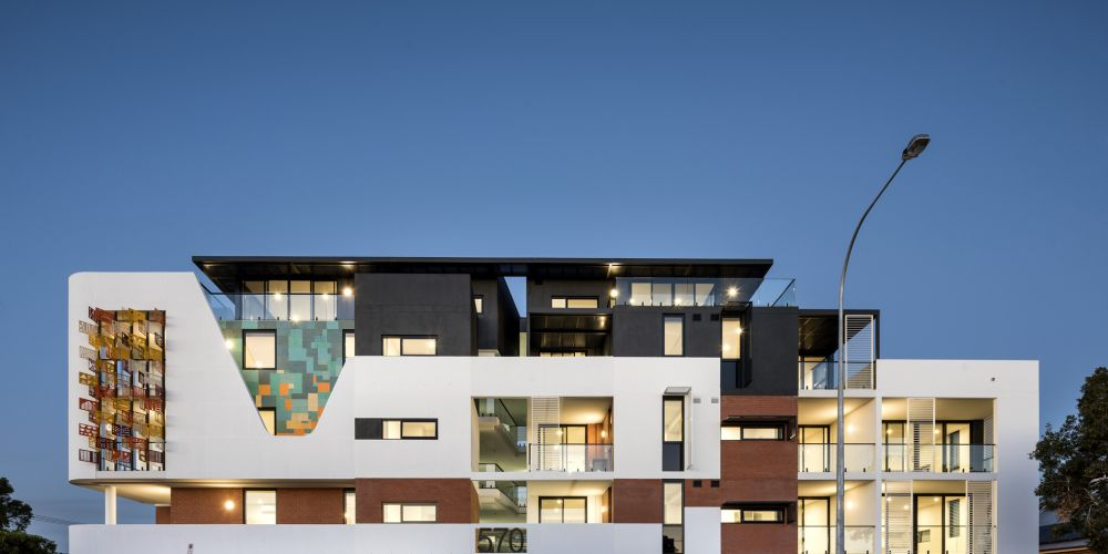 Win an apartment in Parcel Property's Fringe on William development in the MSWA Home Lottery.