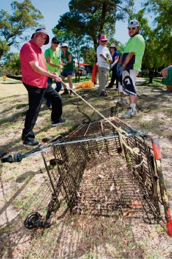 Shire of Murray urges residents to get out for Clean Up Australia Day events