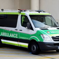 East Perth: young woman falls from apartment balcony