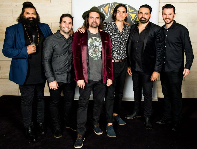 Local band The Struggling Kings are set to play at Nannup Festival.