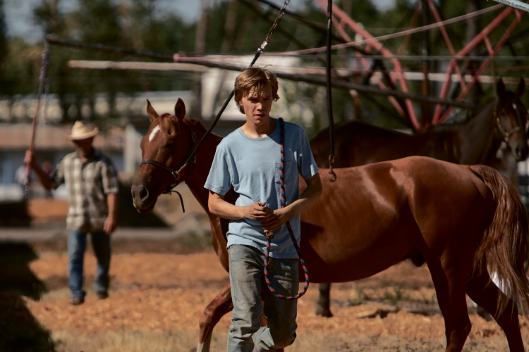 Lean on Pete will screen at Joondalup Pines next week.