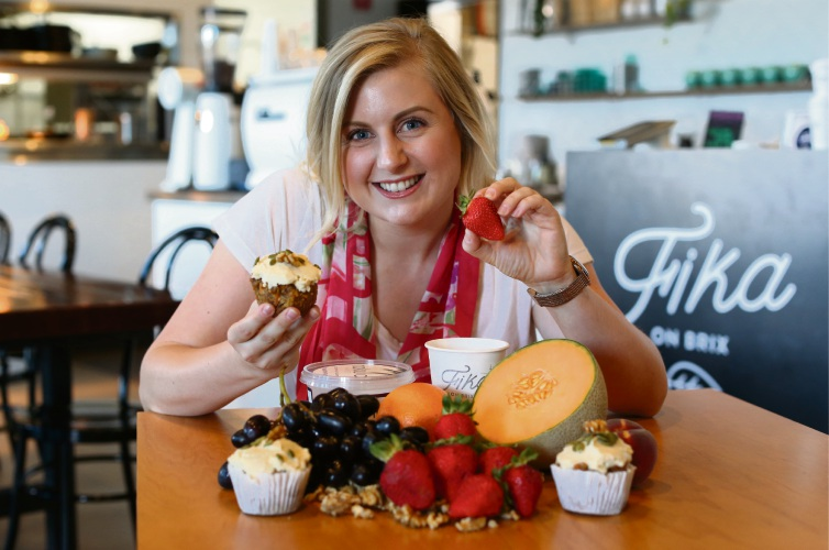 Gemma Clark is running the Sweet Treats Swap event as part of the City of Gosnells' Homegrown Festival.