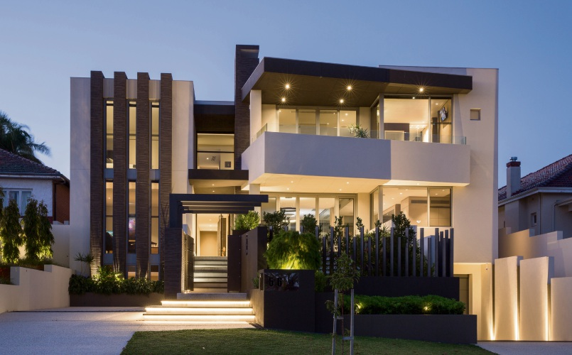 Five bedroom coolbinia residence with a 10 car garage is named was the winning coolbinia home by a di bucci son malvernweather Choice Image
