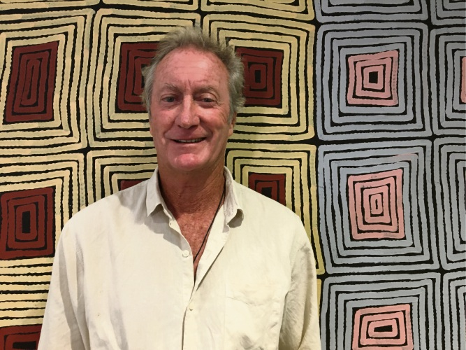 Actor Bryan Brown is a new ambassador for the Australian Alzheimer's Research Foundation. Picture: Jessica Warriner.