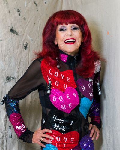 New York designer Patricia Field will be in Joondalup next week for Urban Couture.
