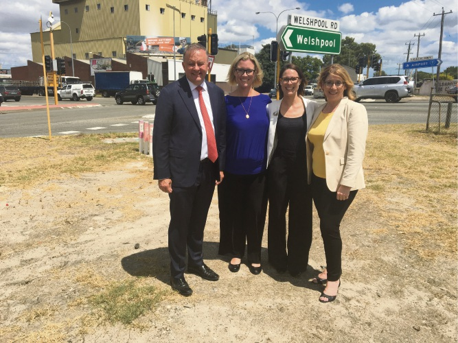 Anthony Albanese pledges $46.5m for Leach Highway-Welshpool Road overpass if Labor elected