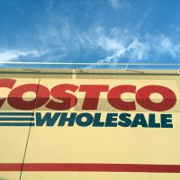A Costco storefront  California. Picture: Getty Images