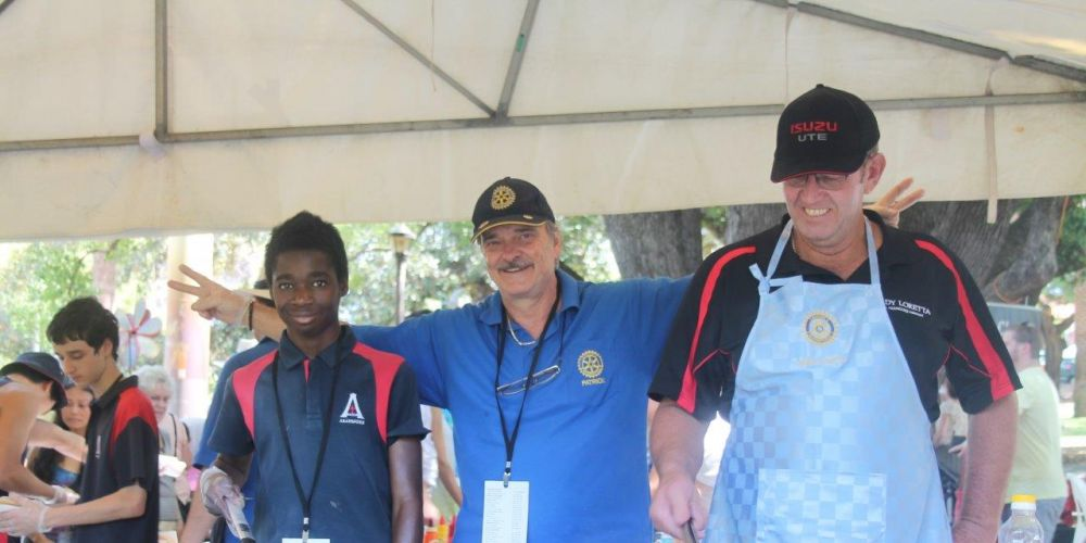 2018 Hyde Park Community Fair marks 31 years involvement for Rotoray Club of North Perth