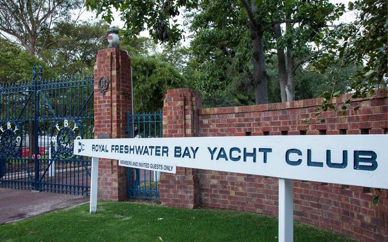 Peppermint Grove's Royal Freshwater Bay Yacht Club mourning death of sailors who died during club's Bunbury and Return Ocean Race