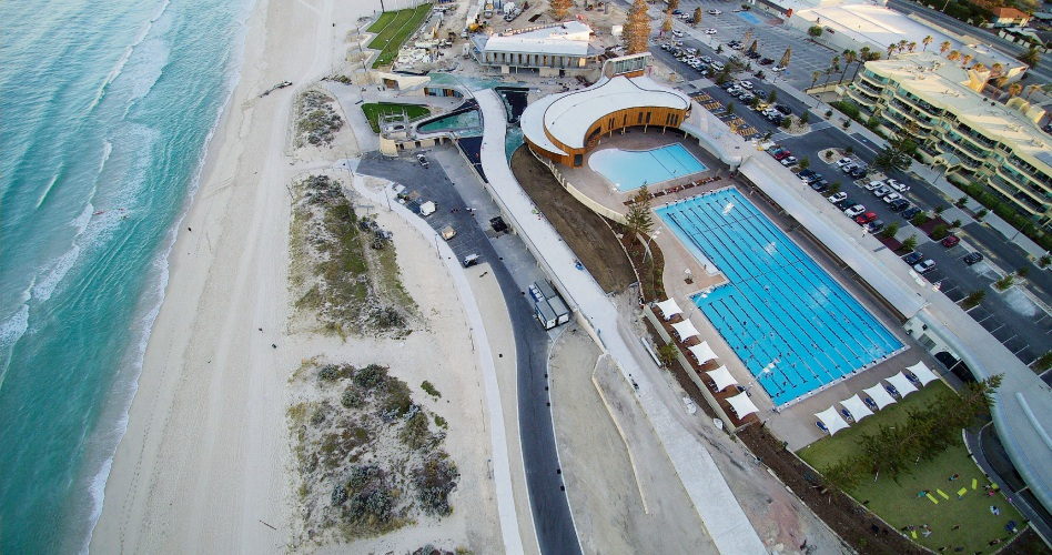 The Scarborough Beach Pool has inspired the City of Wanneroo.