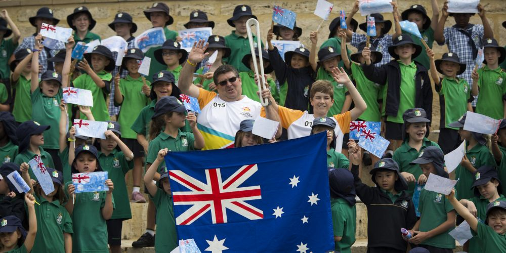 Batonbearer Scott Guerini (left) passing the Baton to Anthony Shields at Peter Moyes primary school as the Queen's Baton Relay Visited Quinns Rocks. From 25 January to 2 March 2018, the Queen's Baton will visit every other state and territory before Queensland. As the Queen's Baton Relay travels the length and breadth of Australia, it will not just pass through, but spend quality time in each community it visits, calling into hundreds of local schools and community celebrations in every state and territory. The Gold Coast 2018 Commonwealth Games (GC2018) Queen's Baton Relay is the longest and most accessible in history, travelling through the Commonwealth for 388 days and 230,000 kilometres. After spending 100 days being carried by approximately 3,800 batonbearers in Australia, the Queen's Baton journey will finish at the GC2018 Opening Ceremony on the Gold Coast on 4 April 2018.