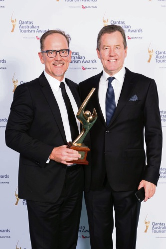 Sandalford Wines takes out Australian Tourism Award