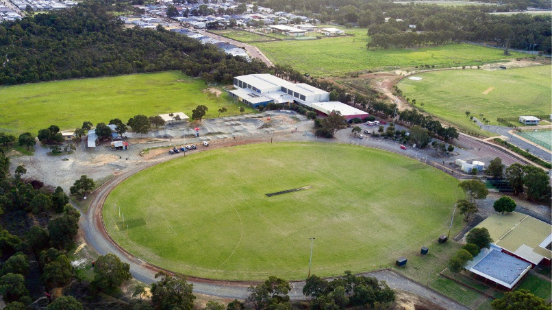 Briggs Park in Byford is due for a $1 million grant to improve floodlights and drainage.