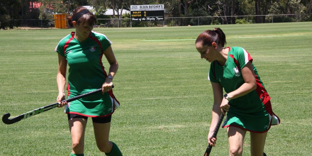 Carmen Carter (left) and Lee Jefferies (right) are eager for some new teammates.