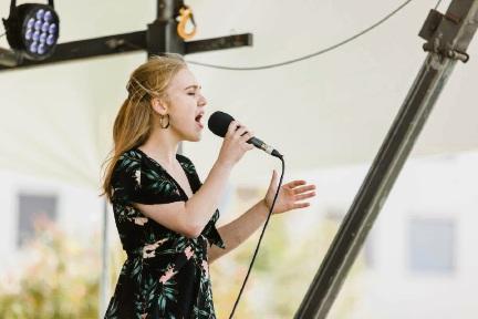 Izzi Green will performin the Ocean Keys Community Showcase.