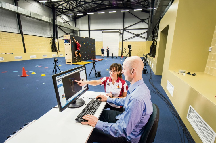 ECU's sports science program recognised as one of the world's best.