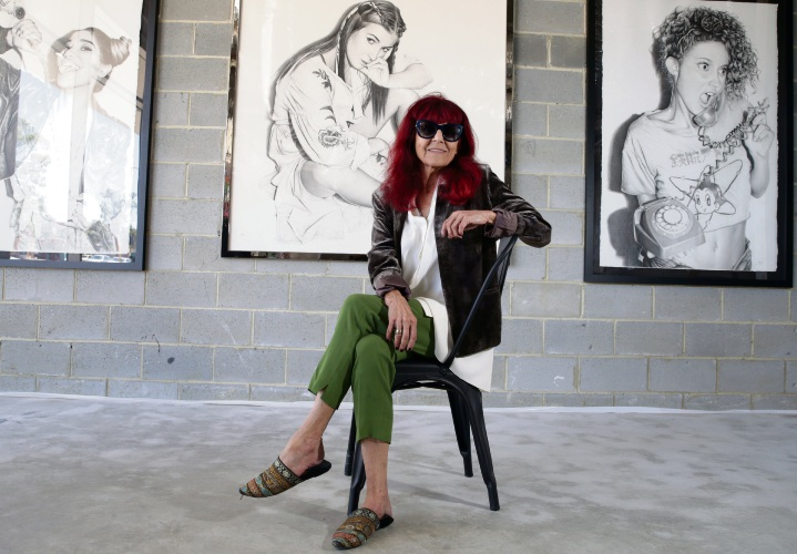Patricia Field in Joondalup. Picture: Martin Kennealey d480048