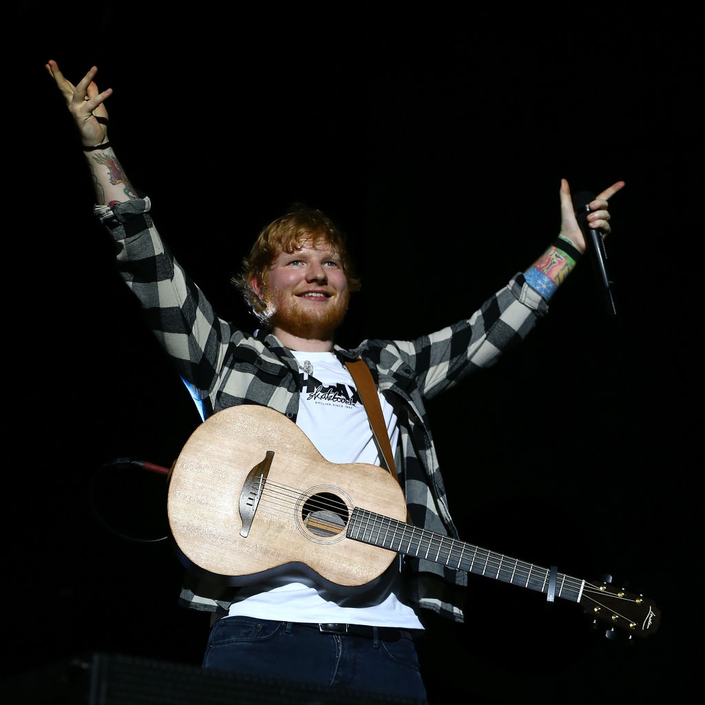 Optus Stadium Lights Tour: Ed Sheeran Perth Review: Solo Artist Delivers Knockout