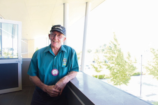 Tireless work scores Hero of the Month title for Lions Club of Ellenbrook member