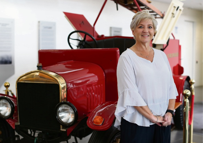 International Women's Day: DFES HR boss says 'sisterhood' must work together for equality