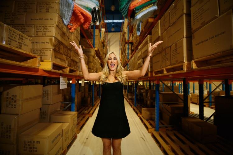 International Women's Day: PR whiz Roxy Jacenko hustles and inspires
