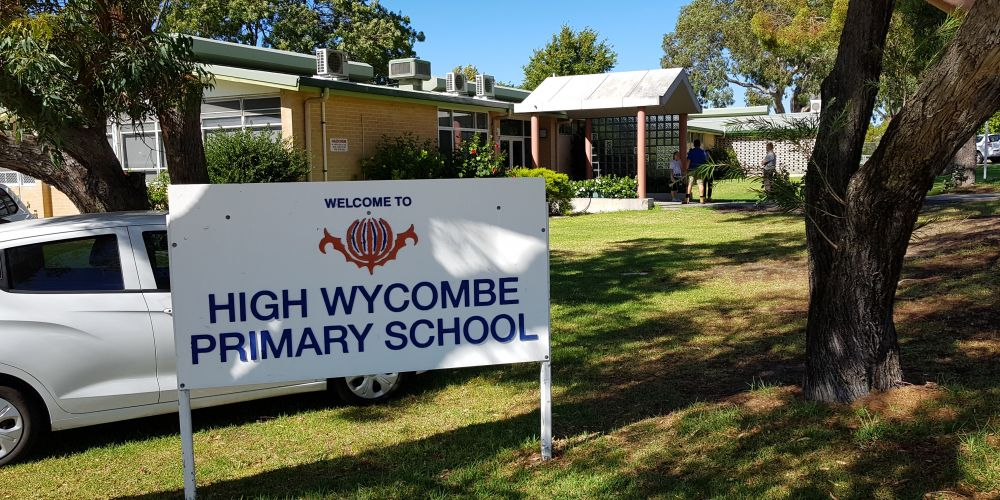 Two teens charged over alleged High Wycombe Primary School break-in