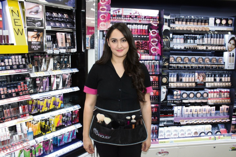 Dudley Park resident Denica Vitale will be the only West Australian Priceline beauty advisor working backstage at this year's Melbourne Fashion Festival.