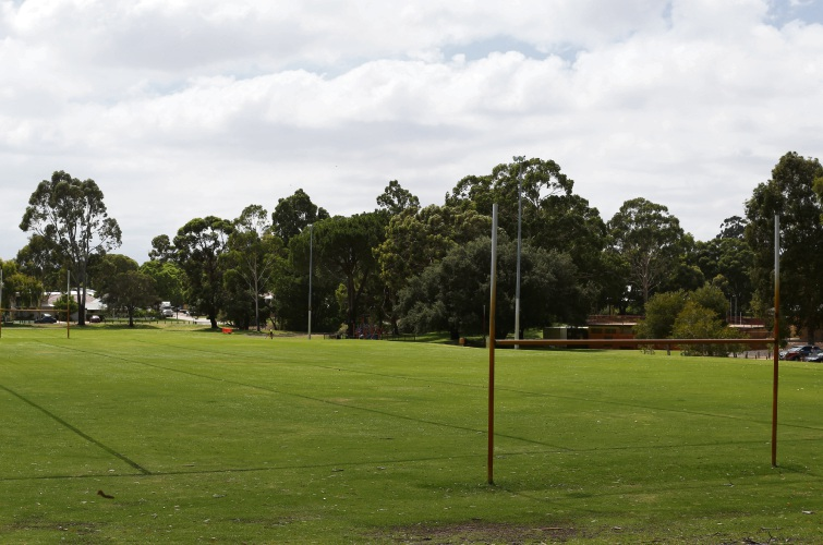 The State Government will pour $800,000 into the construction of change rooms and floodlighting at Shirley Strickland Reserve.