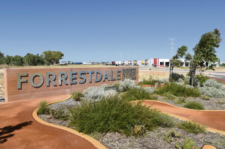 Forrestdale Business Park. Picture: Jon Hewson d480195