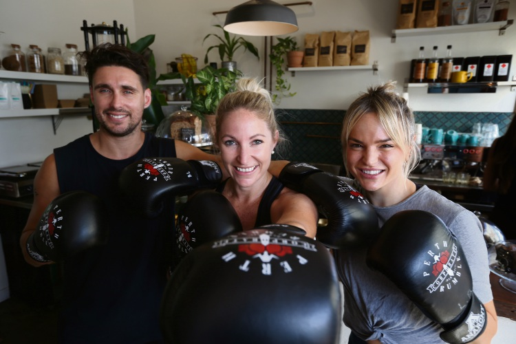 Perth Corporate Rumble: Doubleview business owners prepare to battle it out in the ring for charity