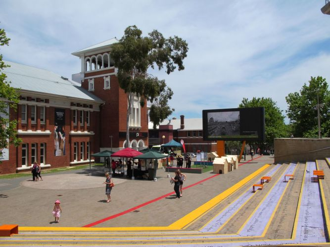 Perth Cultural Centre.