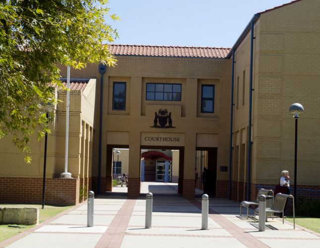 Joondalup Magistrates Court.