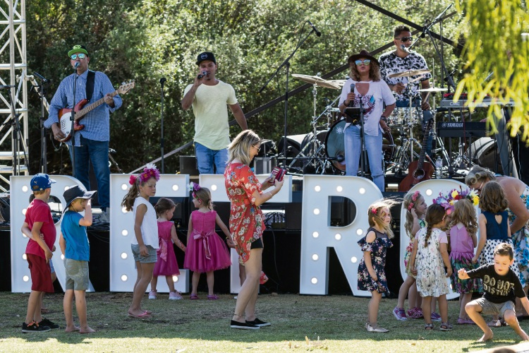 More than 6000 people visited Yanchep National Park for the City of Wanneroo's annual Retro Rewind festival. Picture: Danny O'Loghlen/DTM Productions