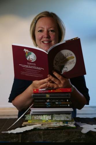 Katherine Dorrington. Picture: Andrew Ritchie