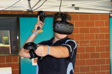 Rockingham Senior High School Year Nine student Khyle Tyrrell.