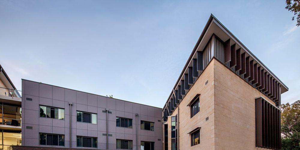 St Catherine's College.