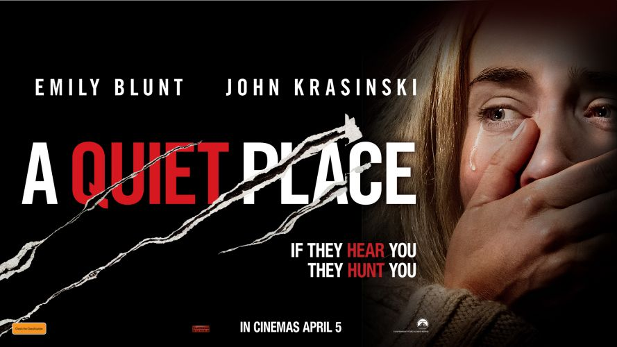 Win tickets to A QUIET PLACE