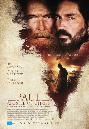 Win tickets to Paul, Apostle of Christ